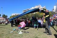 'Έπεσε' ιδανικά η αυλαία των καρναβαλουπόλεων - Πλήθος κόσμου στα Ψηλαλώνια (φωτο)