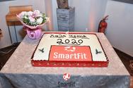 Κοπή Πίτας του 20Smartfit στο Stekino cafe 15-02-20 Part 1/2