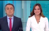 H Κοινωνία Ώρα Mega έκανε ποδαρικό στο Μεγάλο Κανάλι (video)