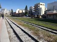 Πάτρα: 'Κουκλί' έγινε ο χώρος του σταθμού του ΟΣΕ στον Άγιο Ανδρέα (φωτο)