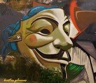 Η τέχνη του γκράφιτι στην Πάτρα 'ανήκει' στους ντόπιους ανώνυμους καλλιτέχνες (pics)