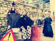Πάτρα: Ξεκινούν οι παραστάσεις του θεάτρου δρόμου «Υπηρέτης δύο αφεντάδων»