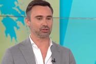 Ο Γιώργος Καπουτζίδης μίλησε για όλα όσα ετοιμάζει στο Mega (video)