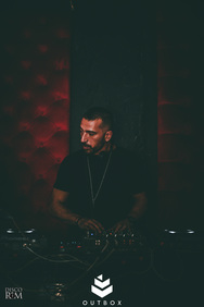 Outbox Party at Disco Room 16-02-20