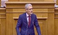 O Άγγελος Τσιγκρής φέρνει στη Βουλή την προσέλκυση κρουαζιέρας στο λιμάνι της Πάτρας