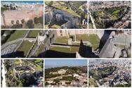 Το Κάστρο της Πάτρας από ψηλά είναι ακόμα πιο επιβλητικό (video)