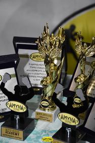 Κοπή Πίτας και Βραβεύσεις Διακριθέντων Αθλητών στο Α.Σ. Άμυνα Πατρών 17-02-20