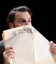 'Δόκτωρ Γκλας' στο Θέατρο Olvio