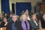 Νέο Δ.Σ. για τον Σύνδεσμο Κριτών Κλασσικού Αθλητισμού Βόρειας Πελοποννήσου (φωτο)