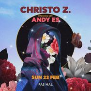 Christo Z & Andy Es - Sunday Sessions at Pas Mal