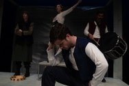 Γιάννης Τσάκωνας: Ο Πατρινός που διασχίζει τη δική του 'Οδύσσεια', με σχεδία τη σκηνή!