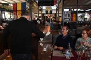 Τσικνοπέμπτη με Σπύρο Νιάχο στο Καφέ Σταθμός 20-02-20 Part 1/2