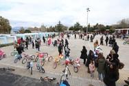 Πάτρα - Οι μικροί καρναβαλιστές έφεραν τον «καλό καιρό» στην Αγυιά, με το Baby Rally τους! (φωτο)
