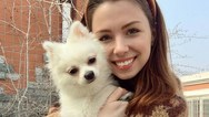 Νεαρή Ουκρανή αρνήθηκε να εγκαταλείψει την Ουχάν χωρίς τον σκύλο της
