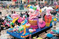 'Ανάσα' για τους ξενοδόχους της Πάτρας και της Αχαΐας οι μέρες του Καρναβαλιού!