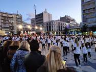 H Πάτρα χόρεψε ντίσκο στην πλατεία Γεωργίου και πάει για το βιβλίο Γκίνες! (φωτο+βίντεο)