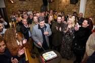 Με επιτυχία η κοπή πίτας της δημοτικής παράταξης 'Πρωτεύουσα ξανά - Γρηγόρης Αλεξόπουλος'