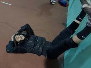 Πάτρα: 'Πετάει' ξανά η πρωταθλήτρια της ΠΓΕ Κατερίνα Κυριακοπούλου