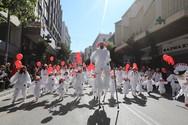 Πάτρα - Η Παρέλαση των Μικρών ήταν μια έκρηξη κεφιού και χαράς για τη ζωή! (φωτο)