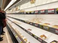 Πανικός στην Ιταλία - Αδειάζουν τα σούπερ μάρκετ (φωτο)