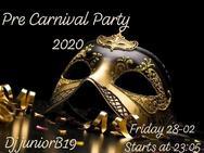 Pre Carnival Party στη Φοιτητική Εστία Πανεπιστημίου Πατρών