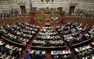 Ξέσπασε καβγάς στη Βουλή για τα επεισόδια σε Χίο και Λέσβο