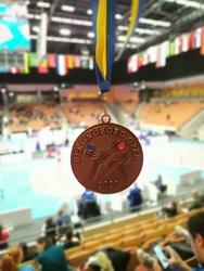 Χάλκινο μετάλλιο για τη Δύναμη Πατρών στην πρώτη ευρωπαϊκή διοργάνωση του 2020