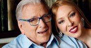 Το αντίο της συζύγου του Κώστα Βουτσά: «Θα ζεις στο χαμόγελο του Φοίβου μας»