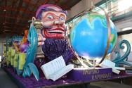 Δείτε τα άρματα του Πατρινού Καρναβαλιού 2020 - Ένα από τα συστατικά επιτυχίας των παρελάσεων (φωτο)