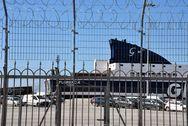 Πάτρα: Ο κορωνοϊός και η έξαρση του ιού στην Ιταλία μείωσε την κίνηση στο νέο λιμάνι