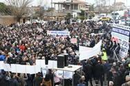 Πάνω από 900 άτομα στη συγκέντρωση για την Πατρών - Πύργου