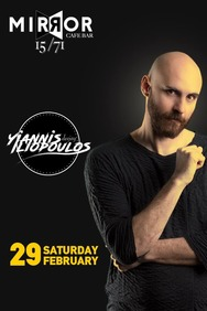 Dj Yiannis Iliopoulos at Mirror1571