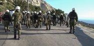 Διαψεύδει το αρχηγείο του Λιμενικού τα περί προπηλακισμού αστυνομικών στη Μυτιλήνη