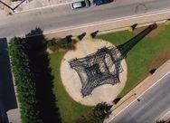Ο Πύργος του Άιφελ στα Φιλιατρά Μεσσηνίας από ψηλά (video)