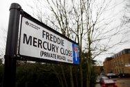 Οδός... Φρέντι Μέρκιουρι σε προάστιο του Λονδίνου!