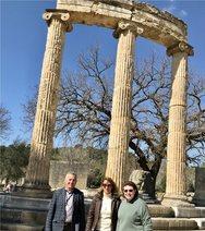 Λίνα Μενδώνη: «Έτοιμη η Αρχαία Ολυμπία για την τελετή αφής της Ολυμπιακής Φλόγας»