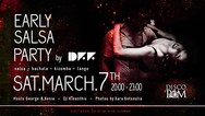 Romantica Early Saturday Salsa Party at Disco Room