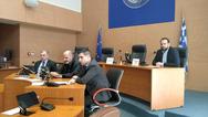 Σύσκεψη συντονισμού στην Περιφέρεια Δυτικής Ελλάδας για τον κορωνοϊό (video)