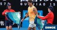 Indian Wells: Με γάντια τα ball boys λόγω κορωνοϊού