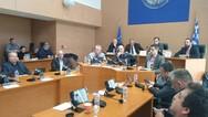 Κορωνοϊός: Επαγρύπνηση και ψυχραιμία - Σύσκεψη στην Περιφέρεια Δυτικής Ελλάδας