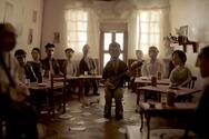 Ο Ιταλός σκηνοθέτης που έκανε animation τον Μάρκο Βαμβακάρη (pic+video)