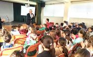 Αναβάλλεται η ομιλία του Άγγελου Τσιγκρή στο 2ο Δημοτικό Σχολείο Αιγίου