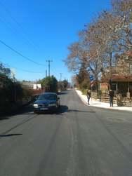 Πάτρα: Ολοκληρώθηκε η ασφαλτόστρωση τμήματος της οδού Αριστοτέλους (φωτο)