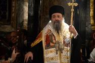 Μητροπολίτης Πατρών Χρυσόστομος: 'Ας προσευχόμαστε από το σπίτι μας'