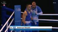 Ο Πατρινός Σάκης Πεφάνης κέρδισε στο προολυμπιακό τουρνουά στο Λονδίνο