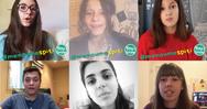 #MenoumeSpiti είναι το κεντρικό μήνυμα που στέλνουν και οι μαθητές - εθελοντές του ΥouSmile (video)