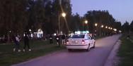Νότιο Πάρκο: Στο ίδιο έργο θεατές - Αστυνομικοί ζήτησαν από πολίτες να απομακρυνθούν