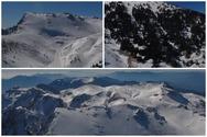 Μια επιβλητική πτήση πάνω από τα Αροάνια Όρη (video)