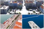Πάτρα: Εναέριο οδοιπορικό στην 3η μεγαλύτερη πόλη της Ελλάδας (video)