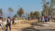 Κορωνοϊός - Η 'άρρωστη' άνοιξη παρασέρνει τους Πατρινούς στο Νότιο Πάρκο (video)